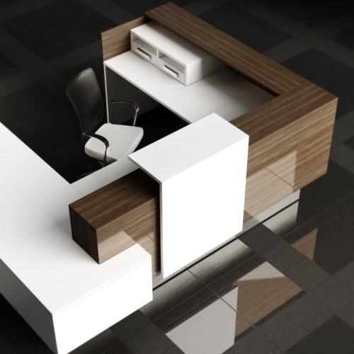 Reception Desks & Tables